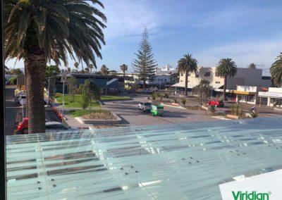 Glass Canopies Outdoor