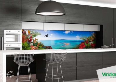Colourfull Splashback